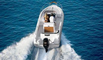 Speedbåd og sport cruiser  Ranieri Sundeck Line Shadow 26 til salg