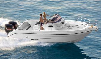 Speedboat und Cruiser Ranieri Sundeck Line Shadow 28 zu verkaufen