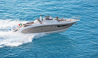 Bateau à moteur open Ranieri Next 370 Sh à vendre