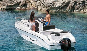 Быстроходный катер и спорт-крейсер Ranieri Cabin Line Atlantis 19 для продажи