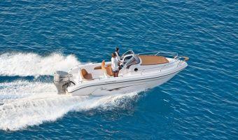 Speedbåd og sport cruiser  Ranieri Cabin Line Atlantis 22 til salg