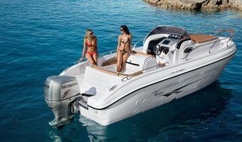 Speedbåd og sport cruiser  Ranieri Cabin Line Atlantis 24 til salg