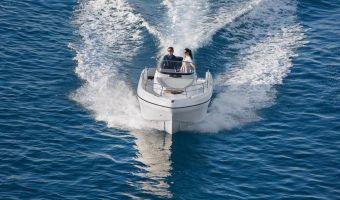 Speedbåd og sport cruiser  Ranieri Cabin Line Atlantis 26 til salg