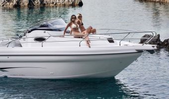 Speedbåd og sport cruiser  Ranieri Cabin Line Atlantis 28 til salg