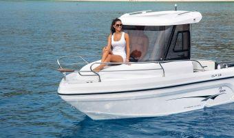 Speedbåd og sport cruiser  Ranieri Sport Fishing Line Clf 19 til salg