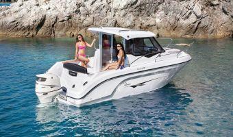 Speedbåd og sport cruiser  Ranieri Sport Fishing Line Clf 22 til salg