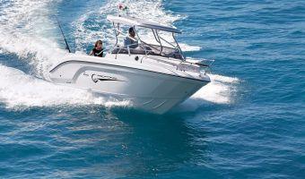 Speedbåd og sport cruiser  Ranieri Sport Fishing Line Predator 222 til salg