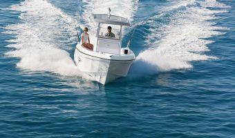 Bateau à moteur open Ranieri Sport Fishing Line Interceptor 222 à vendre