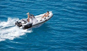 Speedbåd og sport cruiser  Ranieri Cayman 18 Sport til salg