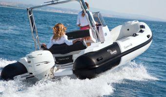 Speedbåd og sport cruiser  Ranieri Cayman 19 Sport til salg