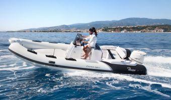 Speedbåd og sport cruiser  Ranieri Cayman 21 Sport til salg