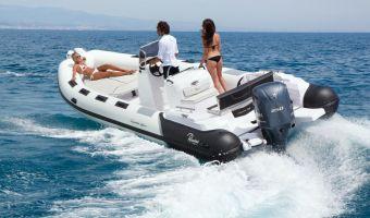Speedbåd og sport cruiser  Ranieri Cayman 26 Sport til salg