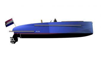 Speedboat und Cruiser Aluqa Abalone 24 zu verkaufen