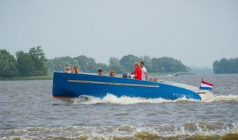 Speedboat und Cruiser Aluqa Abalone 28 zu verkaufen