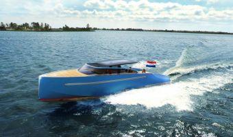 Быстроходный катер и спорт-крейсер Aluqa Abalone 40 для продажи
