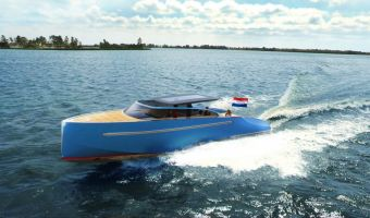 Bateau à moteur open Aluqa Abalone 40 à vendre