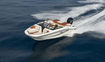 Bateau à moteur open Sea Ray Spx 190 Outboard à vendre
