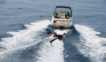 Bateau à moteur open Sea Ray Spx 210 à vendre