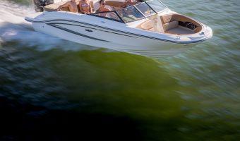 Bateau à moteur open Sea Ray 210 Outboard à vendre