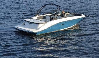 Bateau à moteur open Sea Ray Spx 230 à vendre