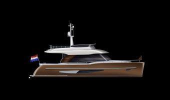 Motoryacht Boarncruiser Elegance 1200 Flybridge zu verkaufen