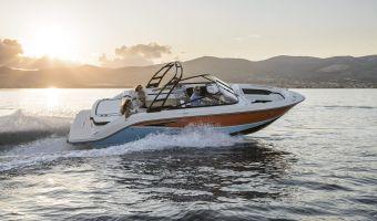 Speedbåd og sport cruiser  Sea Ray Slx 250 til salg