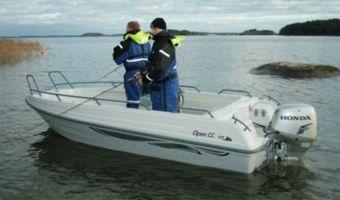 Open motorboot en roeiboot Terhi 475 Open Cc eladó