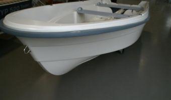 Open motorboot en roeiboot Terhi 400 Console eladó
