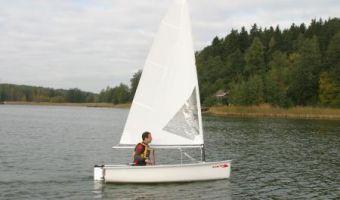 Voilier ouvert Terhi 300 Sail à vendre