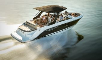 Bateau à moteur open Sea Ray Slx 280 à vendre