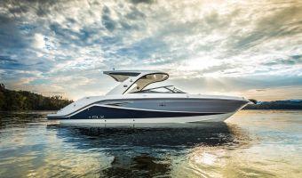 Speed- en sportboten Sea Ray Slx 310 eladó