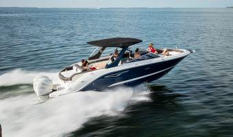 Speedbåd og sport cruiser  Sea Ray Slx 310 Outboard til salg