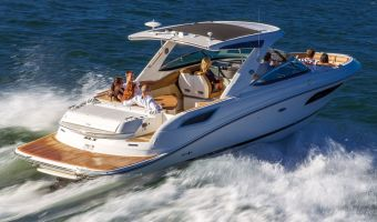 Speedbåd og sport cruiser  Sea Ray Slx 350 til salg