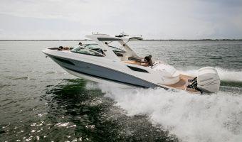 Speedbåd og sport cruiser  Sea Ray Slx 350 Outboard til salg