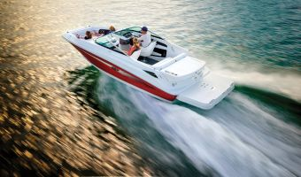 Speedbåd og sport cruiser  Sea Ray Sdx 220 til salg