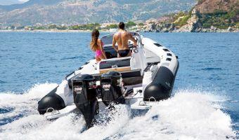 Быстроходный катер и спорт-крейсер Ranieri Cayman 28 Sport Touring для продажи