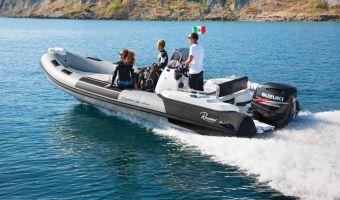 Быстроходный катер и спорт-крейсер Ranieri Cayman 23 Sport Diving для продажи