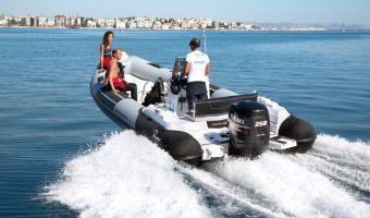 Быстроходный катер и спорт-крейсер Ranieri Cayman 26 Sport Diving для продажи