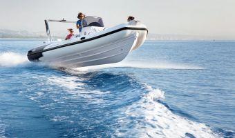 Быстроходный катер и спорт-крейсер Ranieri Cayman 23 Sport Touring для продажи