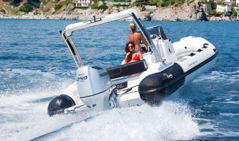Быстроходный катер и спорт-крейсер Ranieri Cayman 26 Sport Touring для продажи