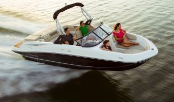Speedboat and sport cruiser Bayliner Vr5 Inboard for sale