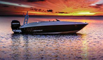 Barca sportiva Bayliner Element E5 in vendita