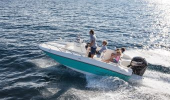 Speedboat and sport cruiser Bayliner Element Cc6 for sale
