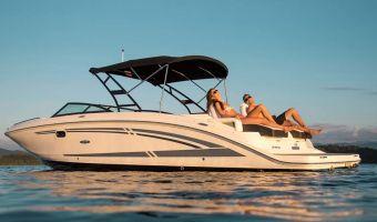 Speedbåd og sport cruiser  Sea Ray Sdx 290 til salg