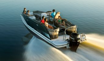 Speedboat and sport cruiser Bayliner Element Xr7 for sale