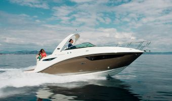 Моторная яхта Sea Ray Sundancer 265 для продажи
