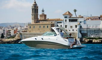 Motorjacht Sea Ray Sundancer 305 eladó