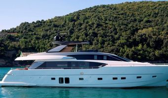 Motor Yacht Sanlorenzo Sl86 for sale