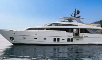 Motor Yacht Sanlorenzo Sl96 for sale