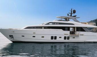 Моторная яхта Sanlorenzo Sl96 для продажи